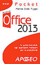 copertina libro Office 2013 - Apogeo pocket